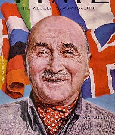 Jean Monnet, Founder of the European Common Market