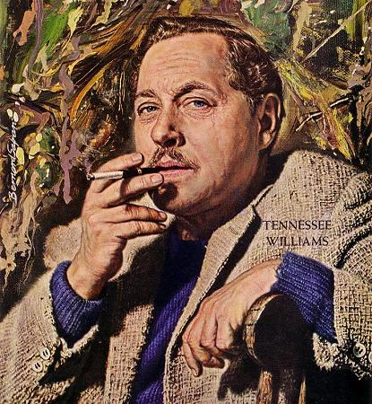 Tennessee Williams, American Playwright
